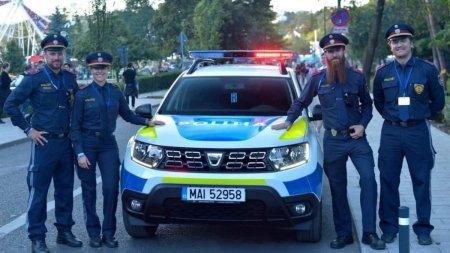 Sindicatul Europol, suparat pe <span style='background:#EDF514'>UNIFORMA</span> de nuntasi a politistilor romani: Barba si tatuajele nu te impiedica sa fi profesionist