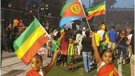 Etiopia a sarbatorit in septembrie 2021 intrarea in anul 2014, dupa un <span style='background:#EDF514'>CALENDA</span>r propriu, cu totul special