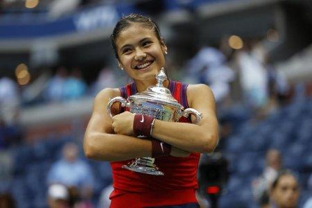 Emma Raducanu a urcat pe locul 23 in clasamentul WTA dupa triumful de la US Open. Pe ce loc se afla Simona Halep