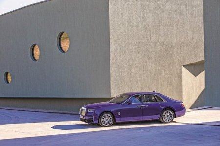 Cu ce vine nou Rolls-Royce la cea de-a doua generatie a Ghost? Cel mai probabil, urmatorul model va fi unul pur electric
