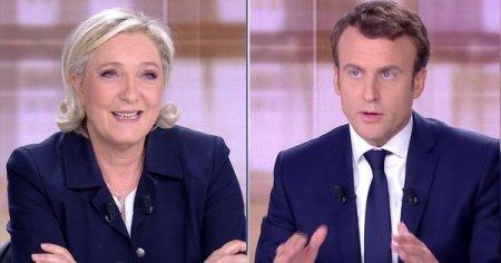 Franta lui <span style='background:#EDF514'>MACRON</span> este una cu zone talibanizate. Marine Le Pen si-a anuntat candidatura si a descris lupta electorala ca o alegere intre nationalism sau globalism