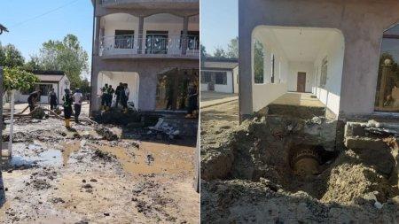 Conducta care alimenteaza Craiova cu apa s-a spart chiar sub o casa construita fara autorizatie in Tantareni, <span style='background:#EDF514'>GORJ</span>