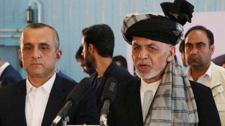 Talibanii se lauda ca au pus mana pe averea liderului din rezistenta: Milioane de dolari si lingouri de aur!