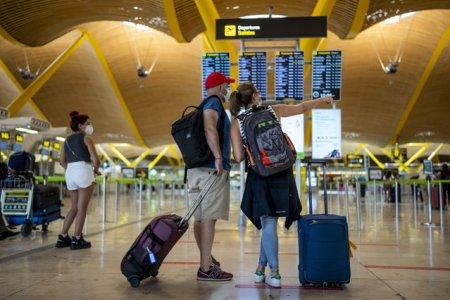 Alerta de calatorie in Spania. Incendiul din Malaga s-a extins