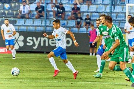 Enes Sali, direct in istoria fotbalului romanesc! Record batut in Liga 1 dupa 44 de ani!