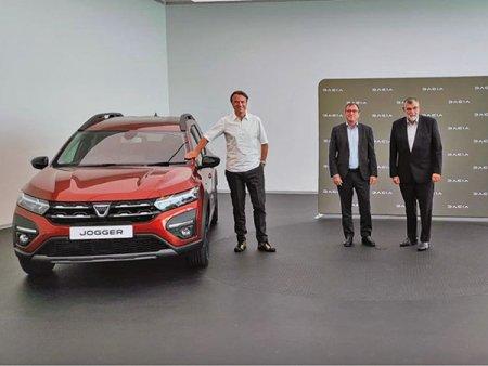 Renault aduce la Bucuresti pariul de 50 de miliarde de euro: a treia generatie a lui Duster va fi pregatita de productie la RTR