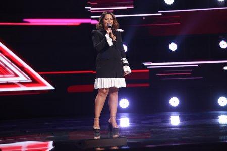 <span style='background:#EDF514'>X FACTOR</span> 2021, 13 septembrie. Irina Tanase a cantat Titanium, de Sia, dar al doilea moment i-a convins pe jurati