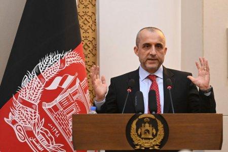 Talibanii anunta ca au gasit lingouri de aur si milioane de dolari in casa fostului vicepresedinte afgan