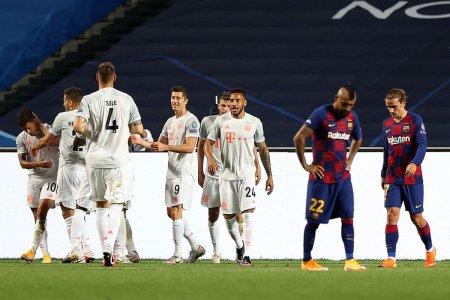 Barcelona - Bayern: <span style='background:#EDF514'>CATALAN</span>ii vor revansa dupa cosmarul de anul trecut! Ce pariuri clare primesc cote excelente la meciul de azi