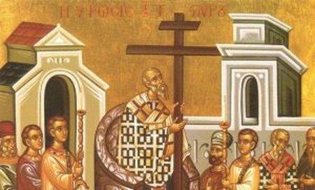 Inaltarea Sfintei Cruci pe 14 septembrie. Ce este total interzis sa faci astazi? Traditii si superstitii