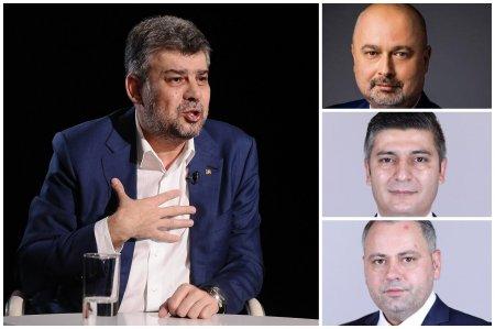 De ce nu-l cred pe Ciolacu cand vorbeste despre Fara penali in functii publice. 3 noi parlamentari PSD si problemele lor mai vechi