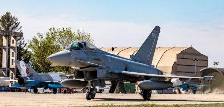 Fortele Aeriene Regale Britanice, noua misiuni de <span style='background:#EDF514'>INTERCEPTARE</span> a rusilor in Marea Neagra FOTO