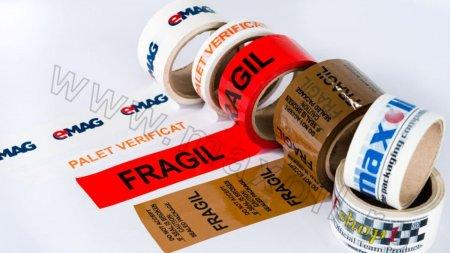 Aveti nevoie de banda adeziva personalizata care nu se sterge? Maxoll este solutia