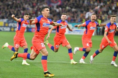 Meciul, scorul si fotografia de la FCSB - Dinamo 6-0 care intra direct in cartea de istorie!