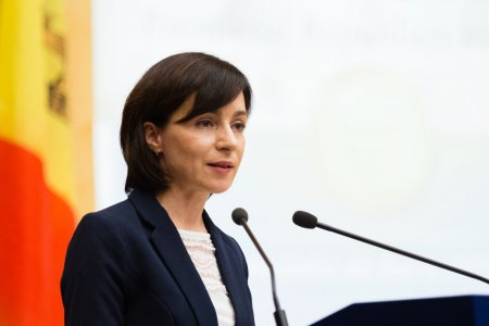 Maia <span style='background:#EDF514'>SANDU</span>, despre coruptia din Republica Moldova: Suntem in continuare in razboi cu acesti corupti mari