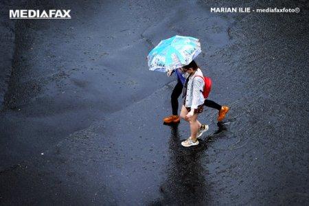 Meteo, 14 septembrie. Vin ploile! ANM a emis o avertizare Cod galben in 18 judete