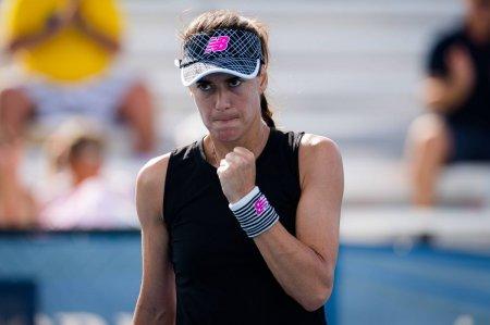 Sorana Cirstea s-a calificat in optimi la turneul de la Portoroz