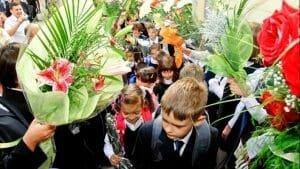O profesoara a refuzat flori de la copii! In schimb, le-a facut parintilor o propunere trasnet