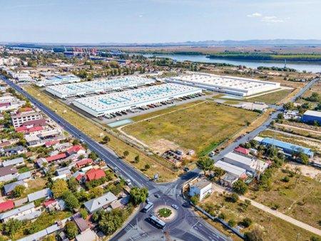 Element Industrial a demarat o investitie de 25 mil. euro la Braila. Andrei Jerca, managing director: Am primit de curand autorizatia de construire pentru prima faza, de 10.000 mp, o optiune pentru distributie, productie sau logistica, cu acces direct la E584