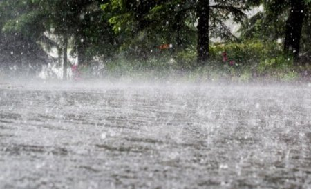ANM a emis Cod galben de ploi in 18 judete din tara. Care sunt zonele vizate