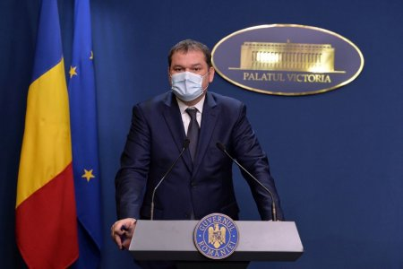 Ministrul interimar al Sanatatii, mesaj catre DSP-uri: Vreau sa verificati in spitale, tot ce raportati sa fie real
