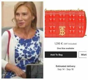 Carmen Iohannis, extravaganta de inceput de an scolar. Geanta de 1300 euro