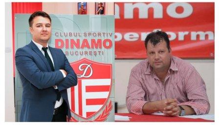 Scandal urias la Dinamo. Finantatorul Daniel Georgescu a parasit echipa de <span style='background:#EDF514'>HANDBAL</span> masculin