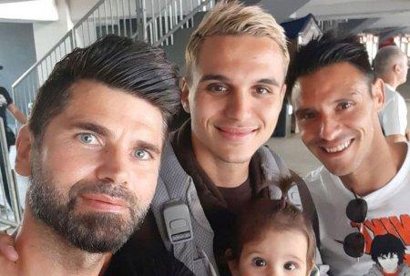 Jucatorii lui CFR Cluj, la Untold in ciuda avertismentului lui Petrescu! Antrenorul campioanei, vehement in 2019: Cine se duce, nu mai joaca!