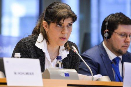 Laura <span style='background:#EDF514'>CODRUTA</span> Kovesi zdruncina toata Europa! Decizia luata de Procurorul European. Face prapad