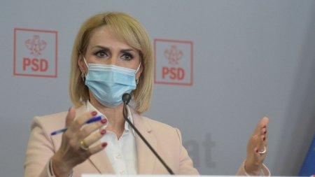 Gabriela Firea: Nu e adevarat ca in UE nu se poate plafona pretul <span style='background:#EDF514'>CURENTUL</span>ui. O alta dezinformare a guvernului