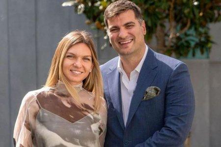 Cine sunt <span style='background:#EDF514'>NASII</span> alesi de Simona Halep si Toni Iuruc pentru nunta