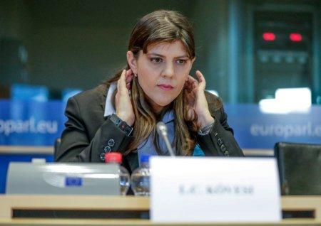 Parchetul European, condus de Kovesi, a declansat 300 de <span style='background:#EDF514'>ANCHETE</span>, in dosare cu un prejudiciu estimat la 4,5 miliarde de euro