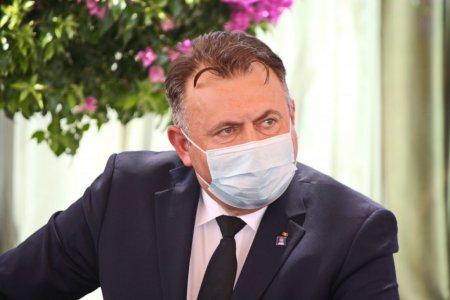 Nelu Tataru ii va propune premierului vaccinarea obligatorie pentru categoriile esentiale de persoane