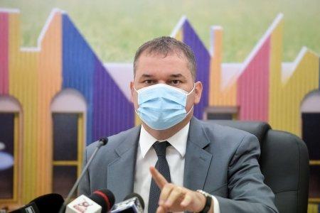 Ministrul interimar al sanatatii: Vrem sa ajungem la 1.500 de paturi ATI functionale