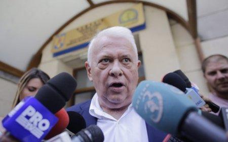 Fostul lider PSD Viorel Hrebenciuc a fost condamnat la trei ani de inchisoare cu executare in dosarul GigaTv