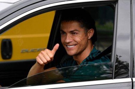 Discursul lui Cristiano Ronaldo din vestiar, inainte de debutul cu Manchester United