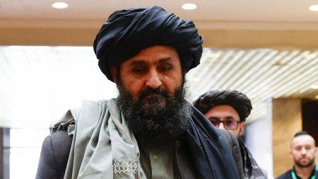 Talibanii dezmint moartea mullahului Baradar. Informatii anterioare indicau ca vicepremierul taliban ar fi fost ucis intr-un schimb de focuri