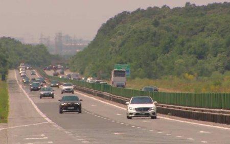 Doar 4,5 km de autostrada au fost finalizati in 2021. Doua tronsoane de 68 km sunt sub semnul intrebarii