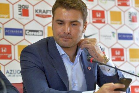 Dinamo a incercat marea lovitura: Adrian Mutu - A1 in alb-rosu!