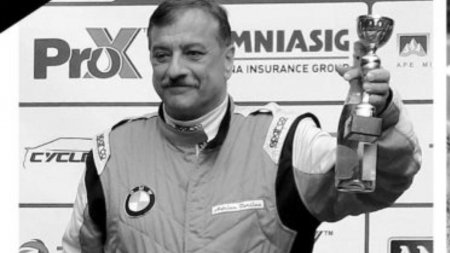 Adrian Bortica va fi inmormantat joi. Multiplul campion la automobilism a murit la 61 de ani