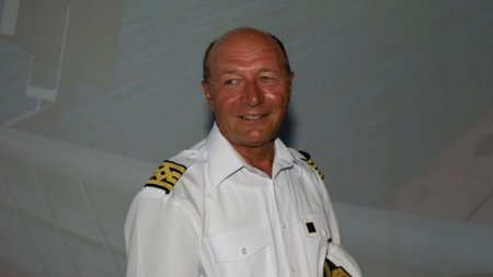 Grupului de Investigatii Politice: Traian Basescu a fost printre putinii <span style='background:#EDF514'>COLABORATORI</span> ai Securitatii din Institutul de Marina