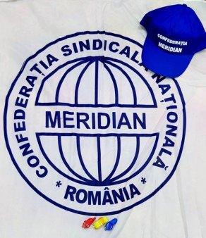 CSN MERIDIAN: Protest la Guvernul Romaniei