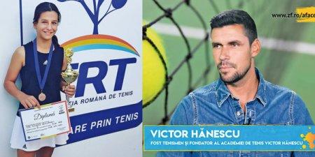 Pe cont propriu in drumul catre perfor<span style='background:#EDF514'>MANTA</span>: bazele sportive de tenis nu pot oferi conditiile de care are nevoie un sportiv. Victor Hanescu: Nu se investeste, iar rezultatele se vad, sportivii au plecat din Romania
