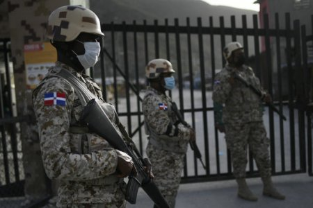 <span style='background:#EDF514'>BREAK</span>ING NEWS: Parchetul din Haiti cere inculparea premierului Ariel Henry in ancheta asasinarii presedintelui