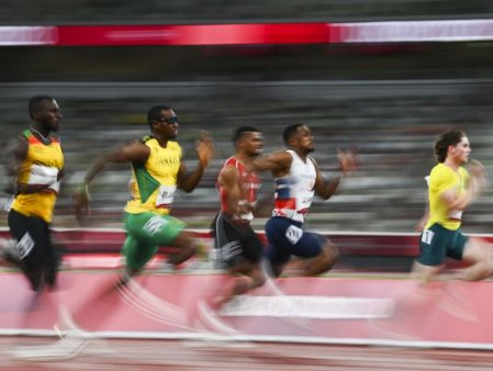 Stafeta britanica de 4x100 metri, CJ Ujah, pierde medaliile de argint castigate la Tokyo 2020, din cauza dopajului