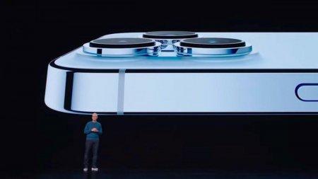 Apple si-a lansat noua gama iPhone 13. Notch-ul rezista. Ce modele permit stocare de 1TB si cand vor fi disponibile in magazine