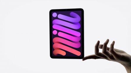<span style='background:#EDF514'>IPAD</span> Mini 6 si <span style='background:#EDF514'>IPAD</span> 9, surprizele evenimentului Apple. Una primeste design nou