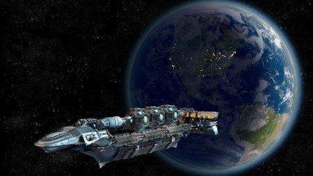 O nava spatiala-gigant ar putea marca un moment decisiv intr-un razboi spatial (VIDEO)