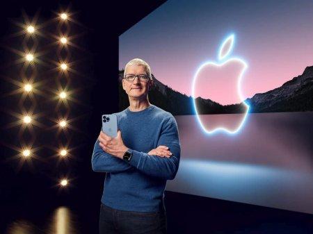 Apple a lansat noul iPhone 13. Ce pret are smartphone-ul si ce noutati aduce