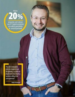 MUTATII IN TIMPUL PANDEMIEI Antreprenorii si-au accelerat finantarile si  si-au diversificat sursele